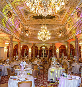La Salle Belle Époque Hôtel Hermitage Monte-Carlo