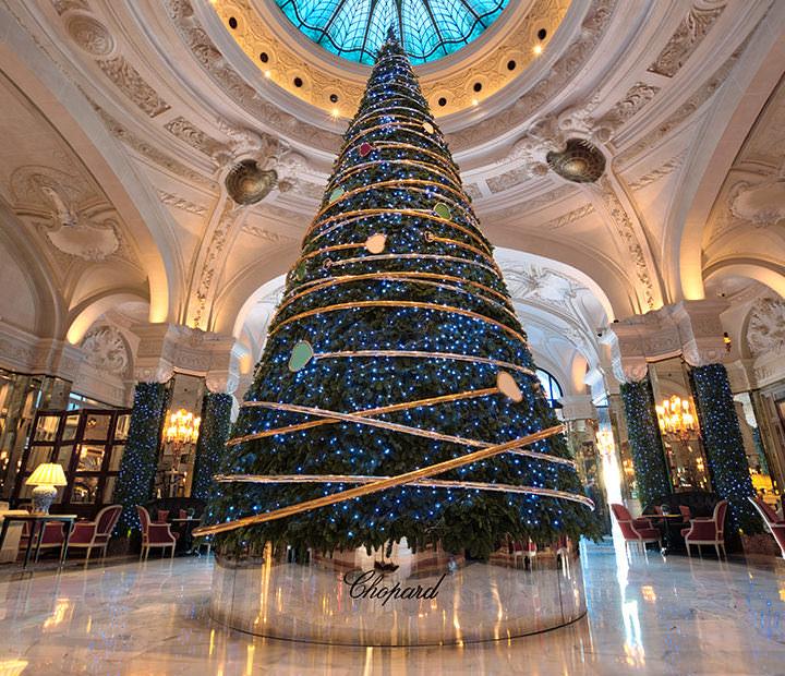 La magia di Natale - hôtel de Paris Monte-Carlo