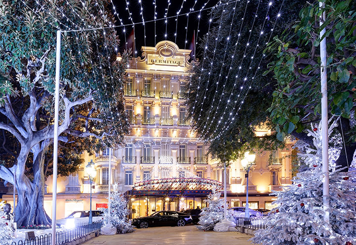 Monte-Carlo New Year Experience